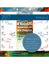 Naptár, fali mágneses kétheti tervező naptár, Motiváció, LizzyCard