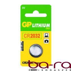 ELEM GOMB 3V CR2032 GP