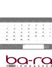 Asztali naptár képes Dayliner álló fehér lapos 3in1 Magyarország 2019.