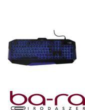 Billentyűzet vezetékes HAMA uRAGE Exodus Macro2 USB fekete