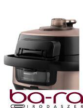 Elektromos kukta SENCOR SPR 4000BK 1100W 4,8 liter fekete