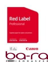 FÉNYMÁSOLÓPAPÍR CANON RED LABEL PROFESSIONAL A/4 80GR