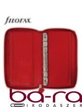 FILOFAX SAFFIANO PERSONAL COMPACT ZIP PIROS