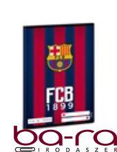 FÜZET AUS A/5 14-32 I.OSZT. FC BARCELONA