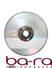 ÍRHATÓ CD PHILIPS 700MB 52X PAPÍRTOKOS