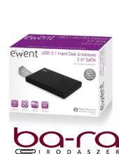 MEREVLEMEZ HÁZ EWENT USB 3.1 2,5 CSAVARMENTES
