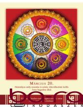Mandala öröknaptár