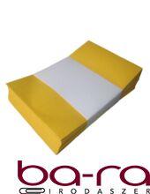 Névjegyboríték színes KASKAD enyvezett 70x105mm 58 napsárga 50 db/csomag