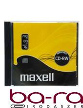 ÚJRAÍRHATÓ CD MAXELL 700MB 1-4X