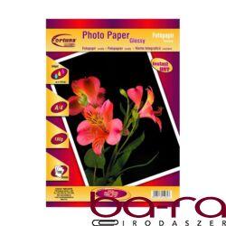 Fotópapír FORTUNA A/4 inkjet fényes 180 gr 100 ív/csomag