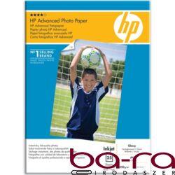 Fotópapír HP Q5456A A/4 tintasugaras magasfényű 250 gr 25ív/csomag
