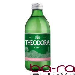 Ásványvíz szénsavmentes THEODORA üveges 0,33L