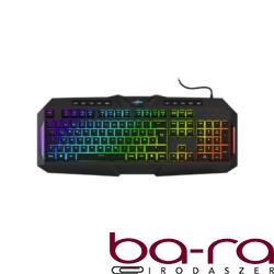 Billentyűzet vezetékes HAMA uRAGE Exodus 700S fél-mechanikus RGB fekete