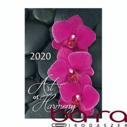Falinaptár Dayliner 315x450mm álló Art of Harmony 2020.