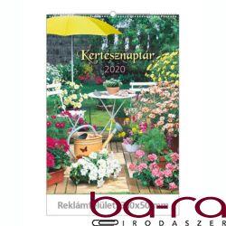 Falinaptár Toptimer T093 310x420mm álló Kertésznaptár 2020.