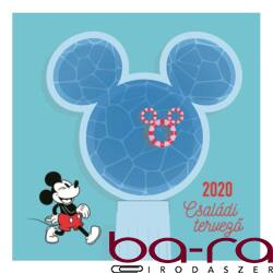 Falinaptár Toptimer T098 290x580mm álló Disney Családi Tervező 2020.