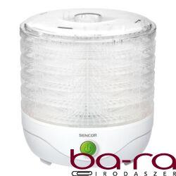 Gyümölcsaszaló SENCOR SFD 750WH 5 tálcás fehér