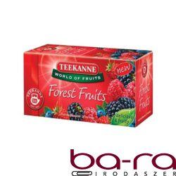 Gyümölcstea TEEKANNE Forest Fruits erdei gyümölcs